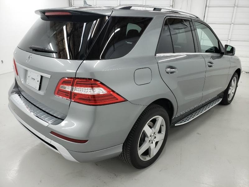 Mercedes-Benz M-Class 2014 price $20,550