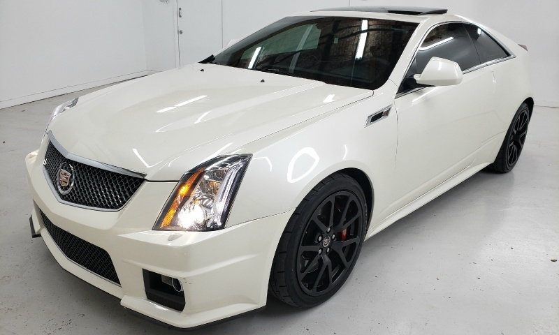 Cadillac CTS-V Coupe 2013 price $33,900