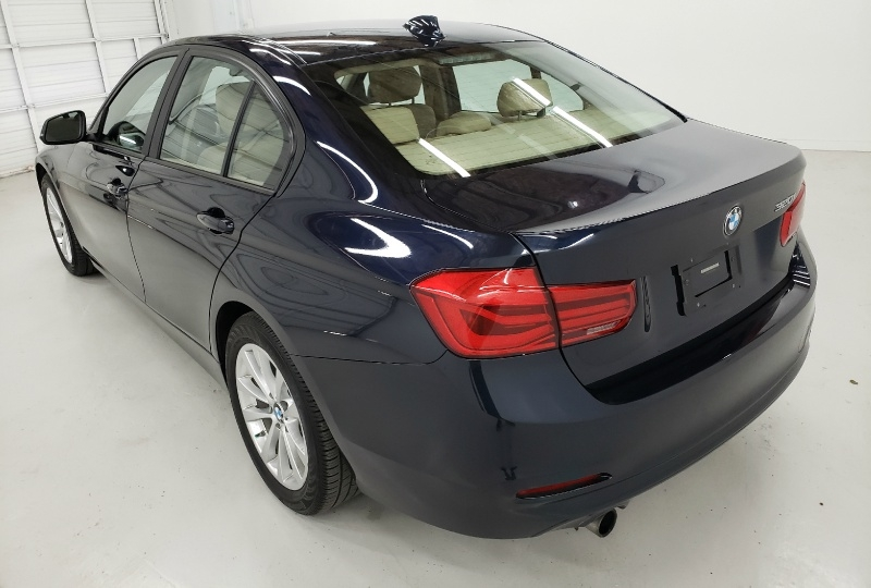 BMW 3-Series 2016 price $17,000
