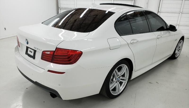BMW 5-Series 2016 price $25,200