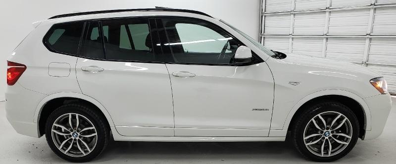 BMW X3 M-Sport 2017 price $27,250