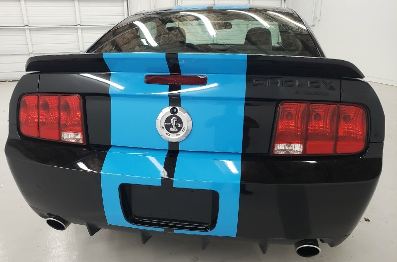Ford Mustang 2008 price $30,250