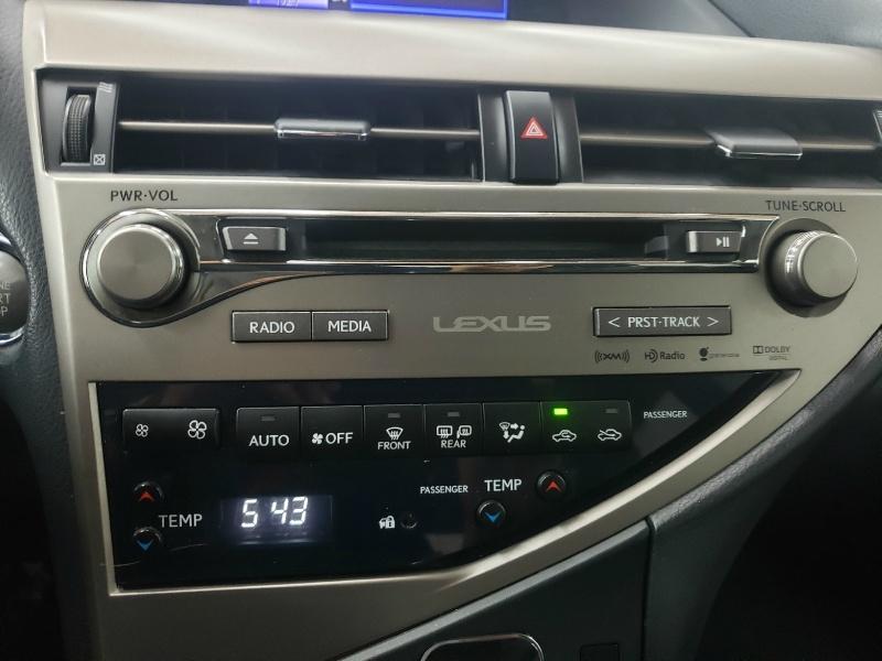 Lexus RX 350 2015 price $20,550