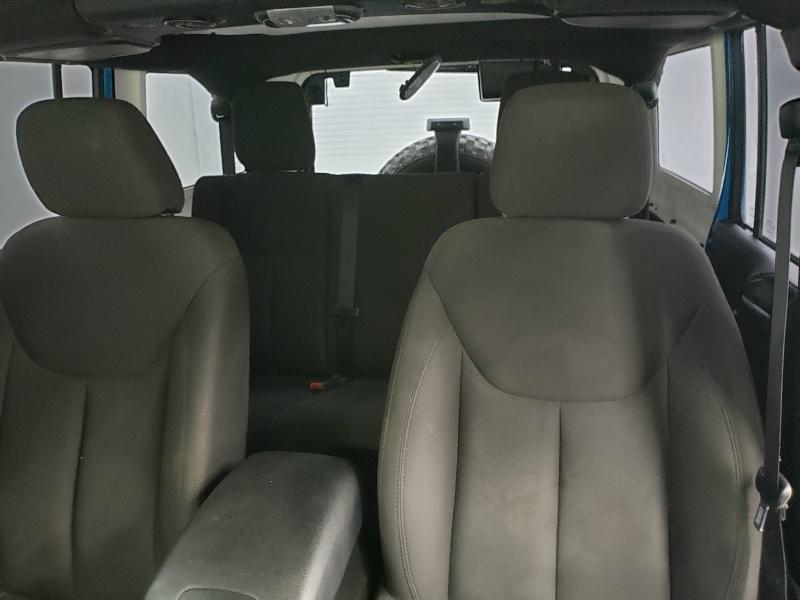 Jeep Wrangler Unlimited 2016 price $26,100