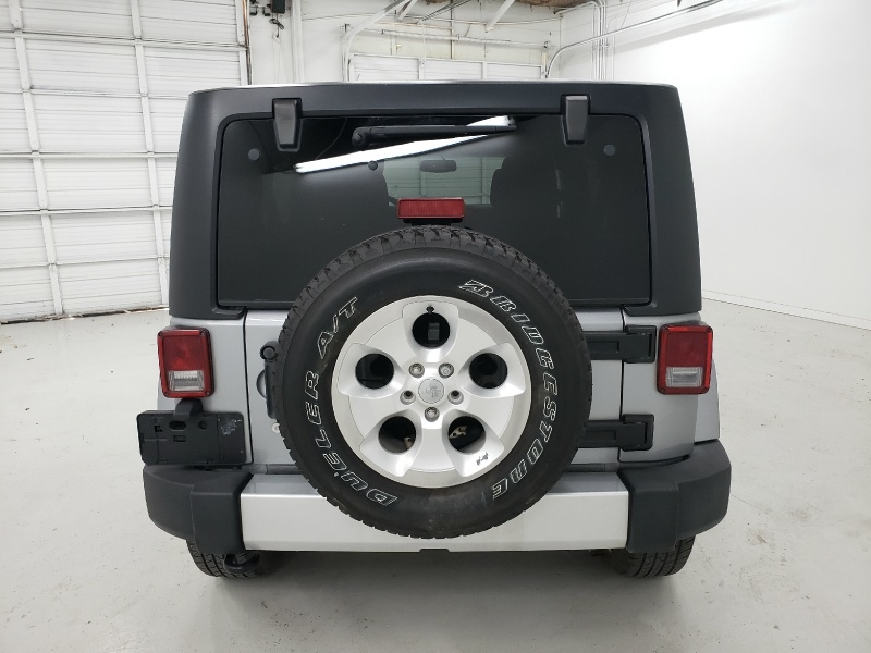 Jeep Wrangler Unlimited 2014 price $23,750