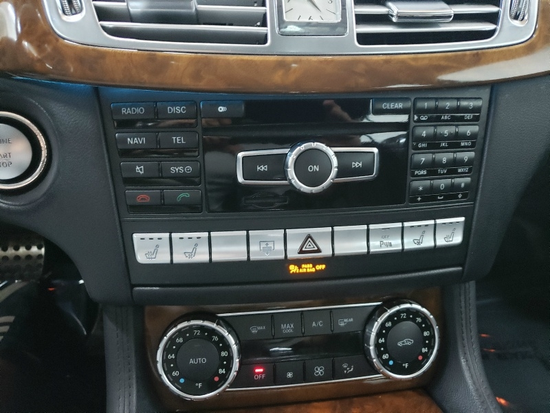 Mercedes-Benz CLS-Class 2012 price $24,900