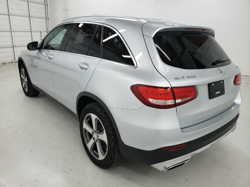 Mercedes-Benz GLC 2017 price $27,200