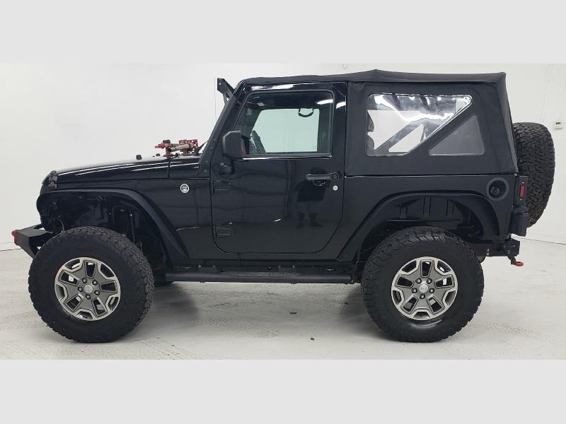 Jeep Wrangler 2016 price $24,200