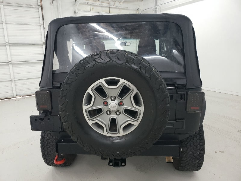 Jeep Wrangler 2016 price $24,900