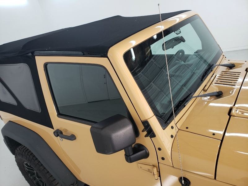Jeep Wrangler 2013 price $18,900