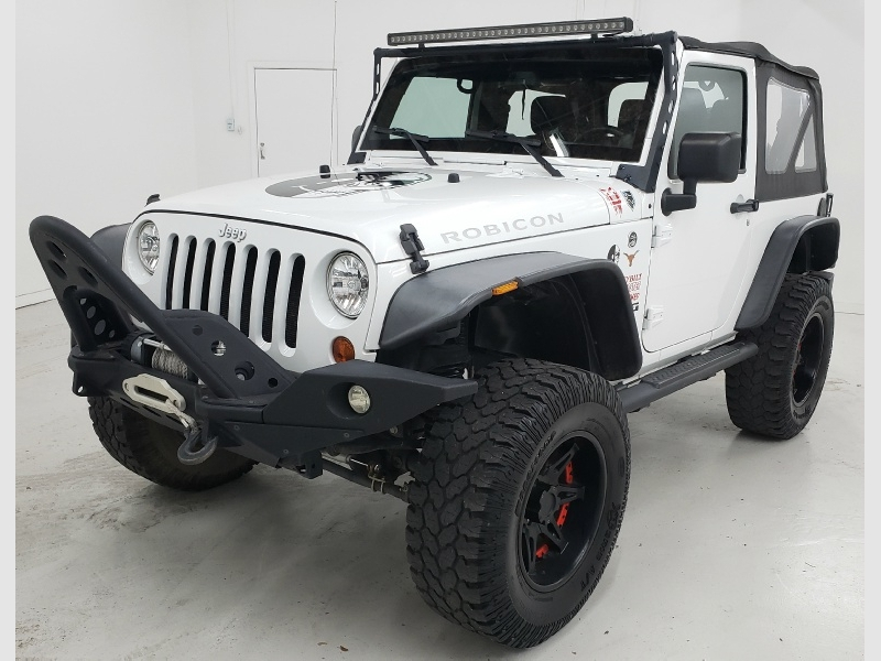 Jeep Wrangler 2013 price $21,900