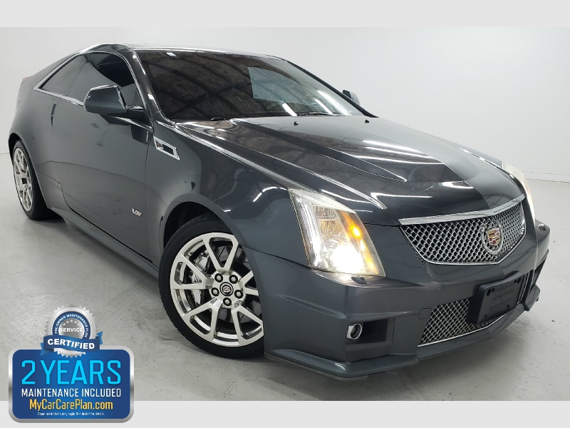 Cadillac CTS-V Coupe 2011 price $28,450