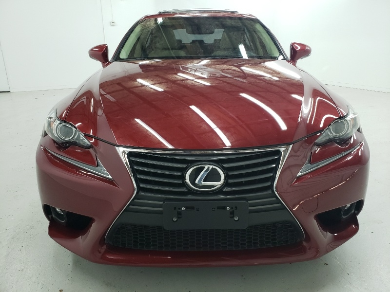 Lexus IS 250 2015 price $18,350