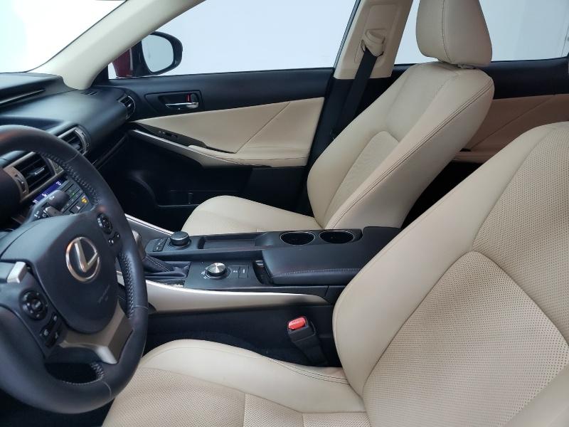 Lexus IS 250 2015 price $18,700