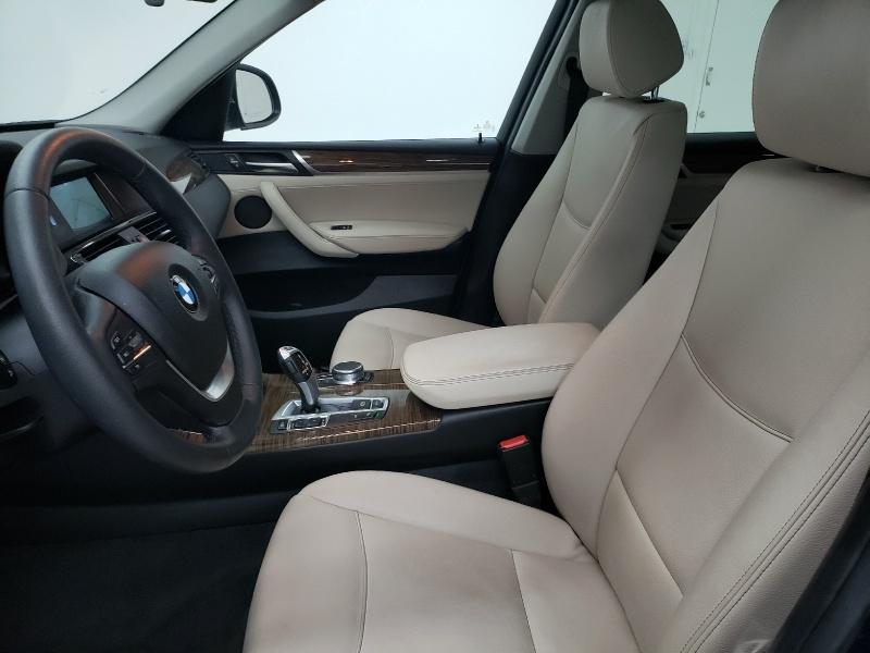 BMW X3 2017 price $23,800