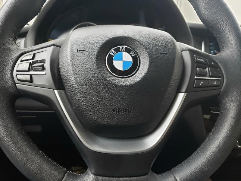 BMW X3 2017 price $23,750