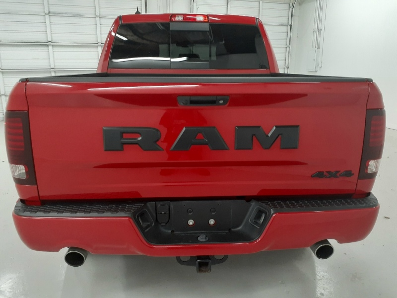 RAM 1500 2017 price $27,890