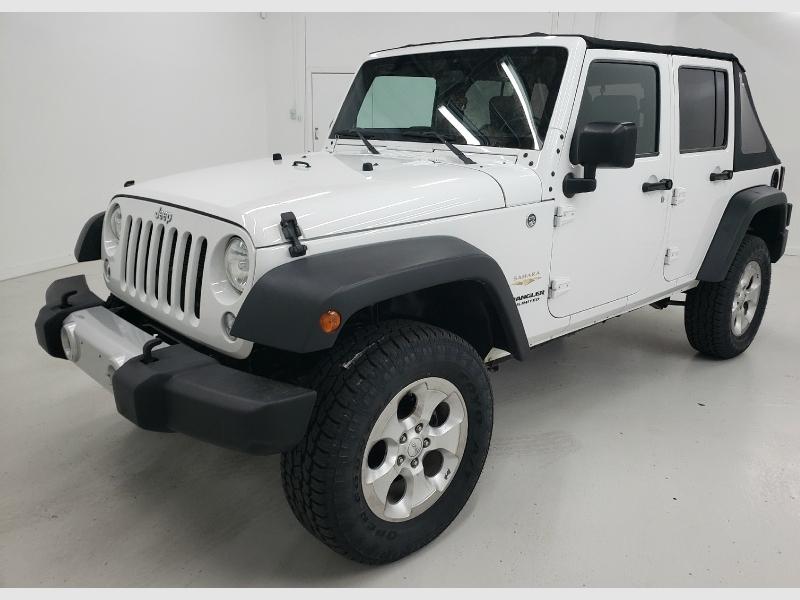 Jeep Wrangler Unlimited 2015 price $22,200