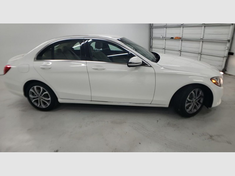 Mercedes-Benz C-Class 2017 price $23,990