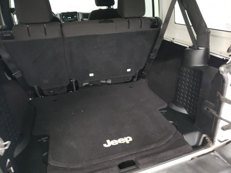 Jeep Wrangler Unlimited 2016 price $25,450