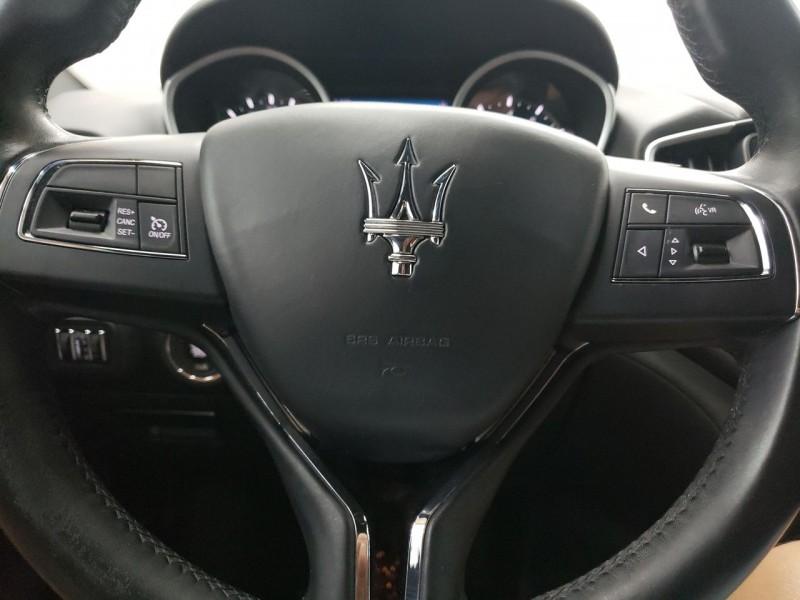 Maserati Ghibli 3.0L 2017 price $33,700
