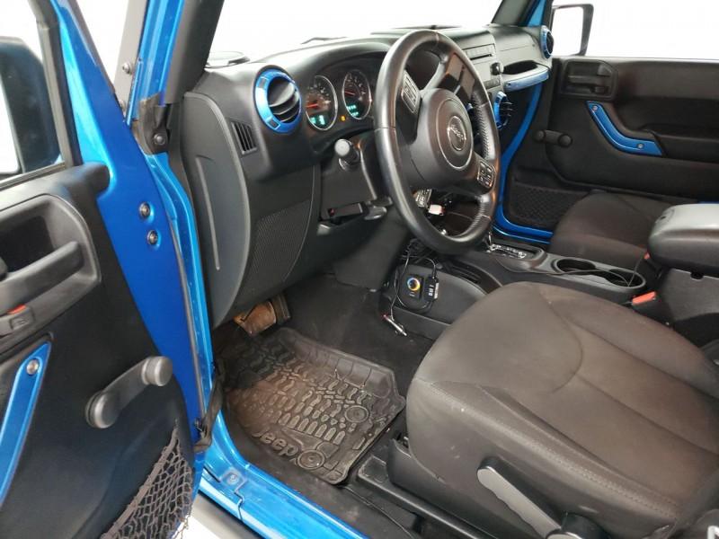 Jeep Wrangler Willys Wheeler 2015 price $20,990