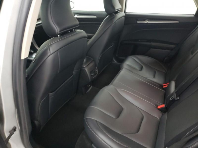 Ford Fusion Titanium 2019 price $21,700