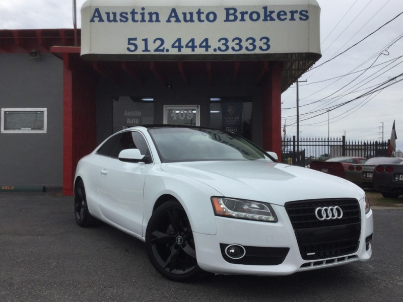 2010 Audi A5 quattro Premium Plus | CERTIFIED Pre-Owned Warranty