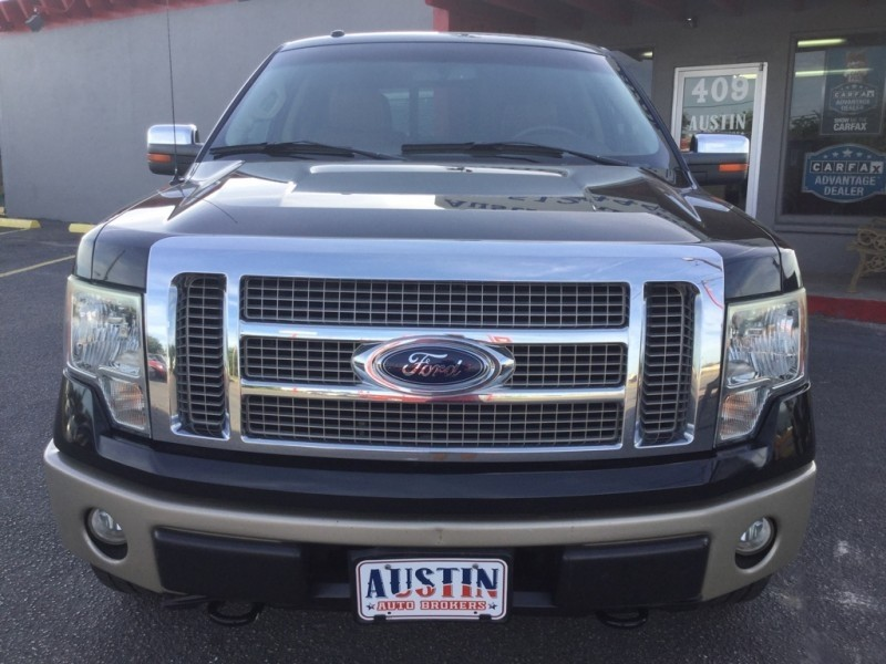 2010 Ford F 150 4wd King Ranch Certified Pre Owned W