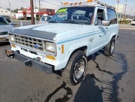 Ford Bronco Ii 1986