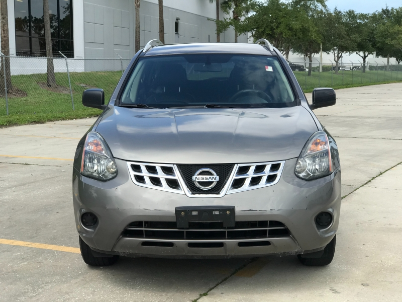 NISSAN ROGUE SELECT 2014 price $7,600