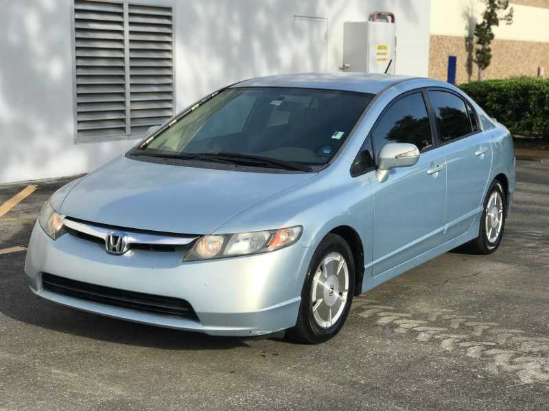 HONDA CIVIC 2006 price $3,500