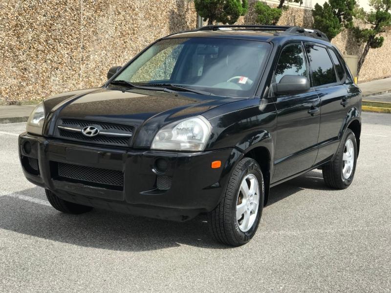 HYUNDAI TUCSON 2006 price $3,300