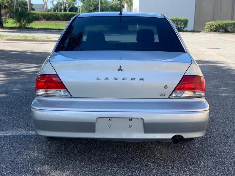 MITSUBISHI LANCER 2002 price $2,500