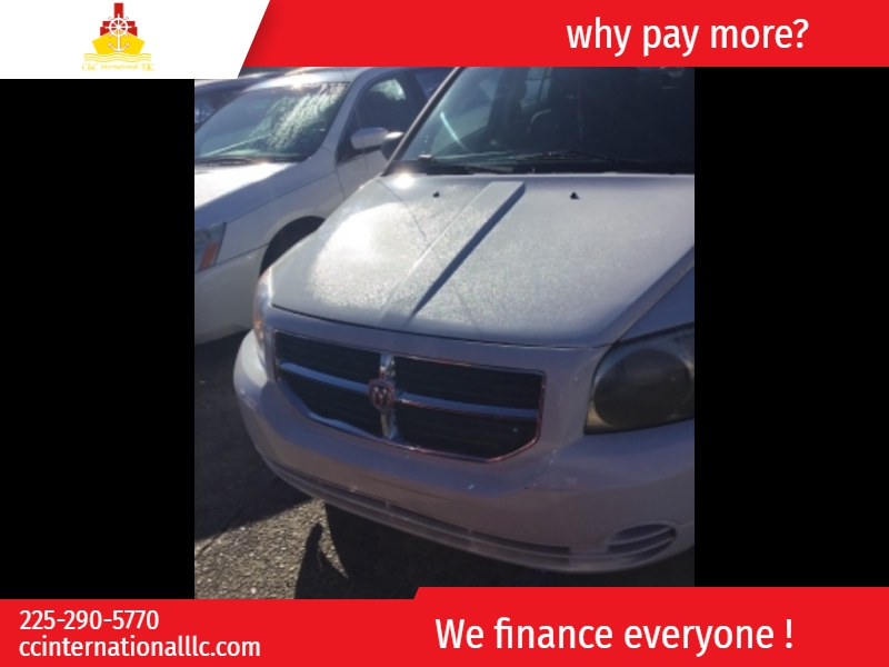 Dodge Caliber 2009 price $3,000