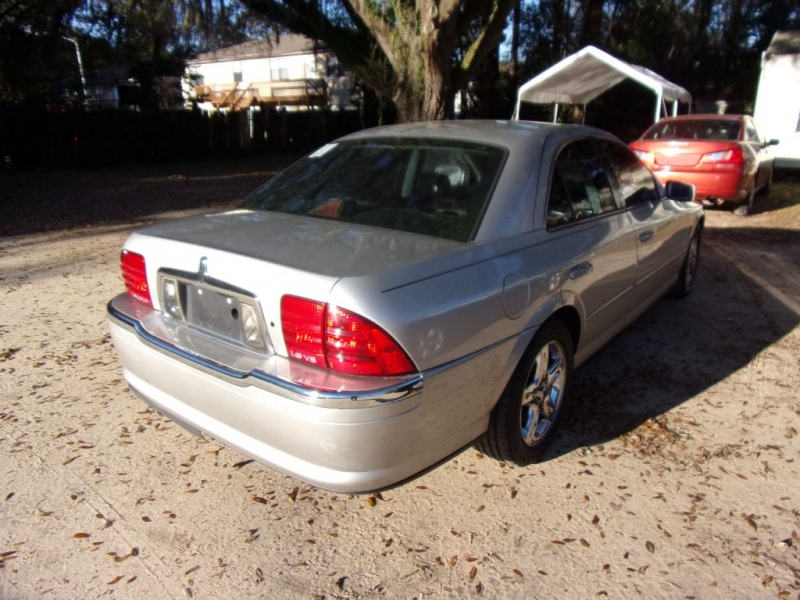 LINCOLN LS 2002 price $2,750