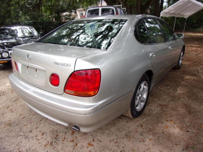 LEXUS GS 2002 price $3,250