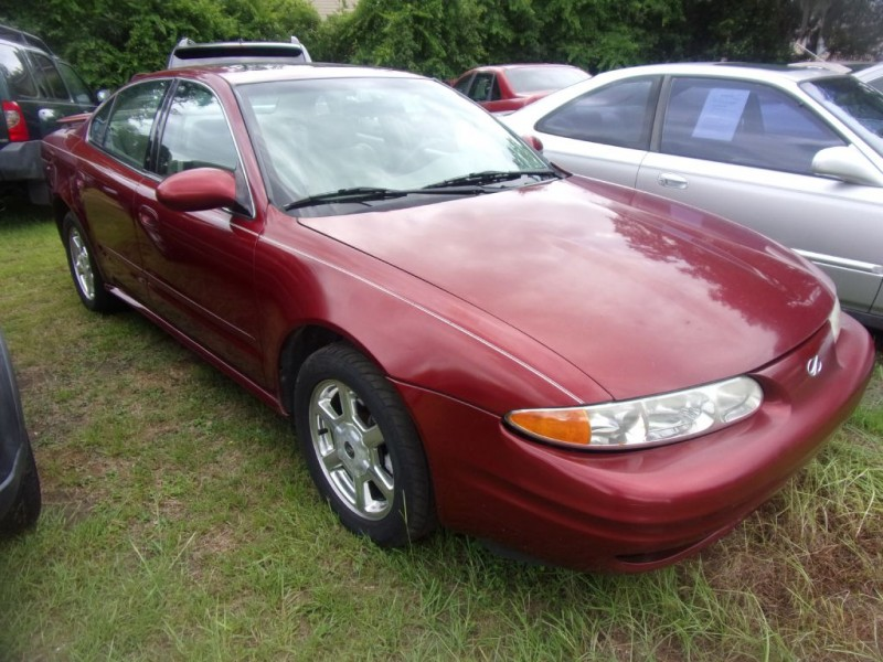 OLDSMOBILE ALERO 2001 price $2,750