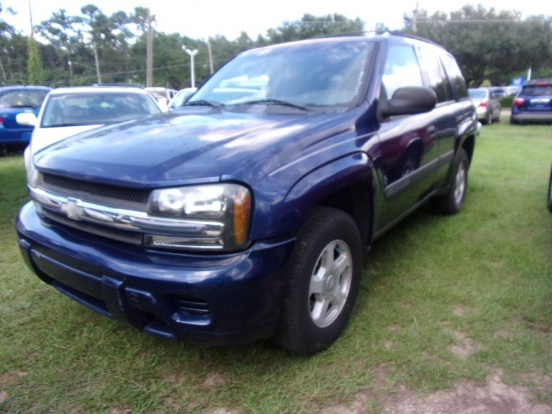 CHEVROLET TRAILBLAZER 2003 price $2,495