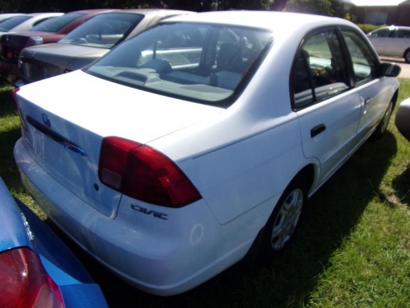 HONDA CIVIC 2001 price $2,750