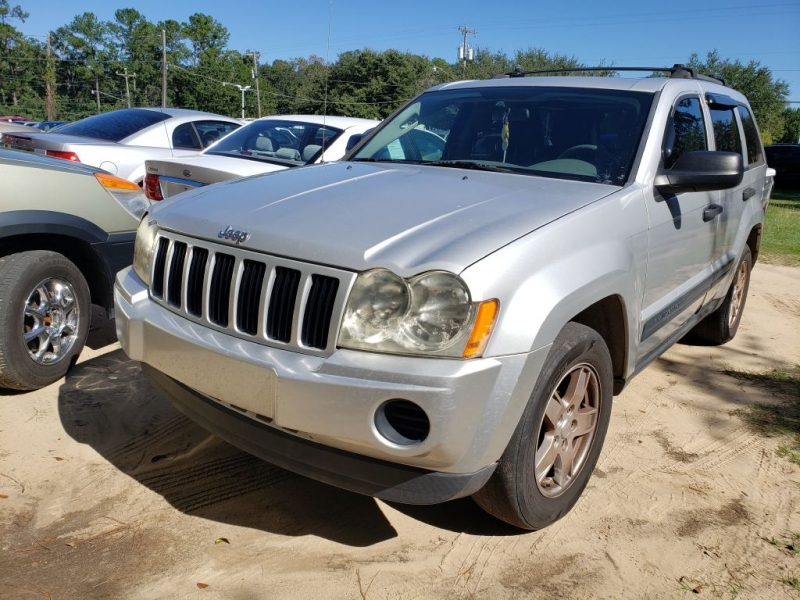 JEEP GRAND CHEROKEE 2005 price $2,495