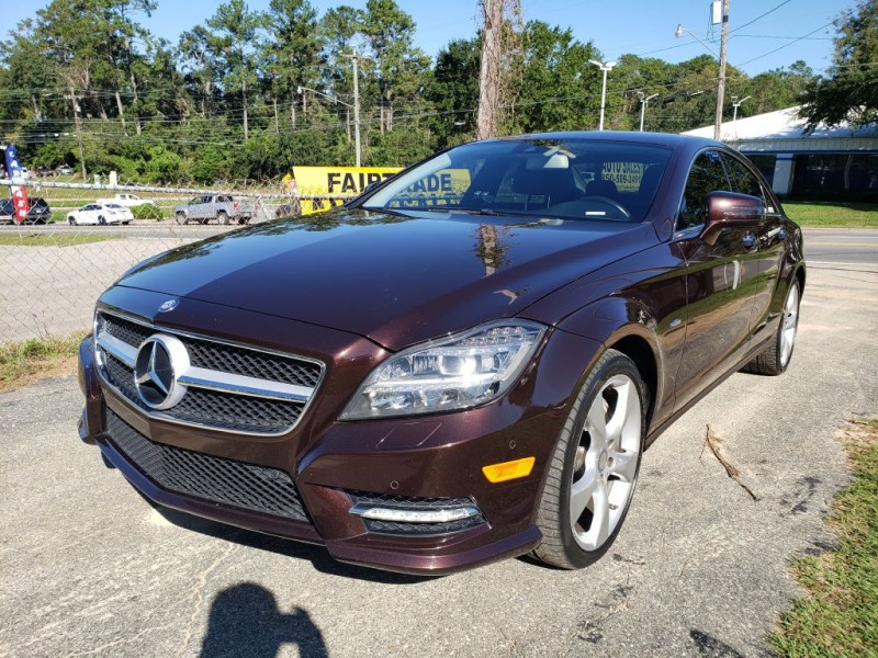 MERCEDES-BENZ CLS 2012 price $20,999