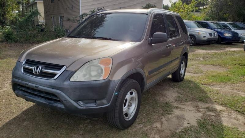 HONDA CR-V 2004 price $2,995