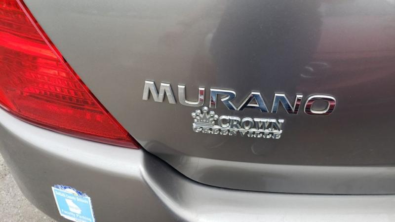 NISSAN MURANO 2004 price $2,995