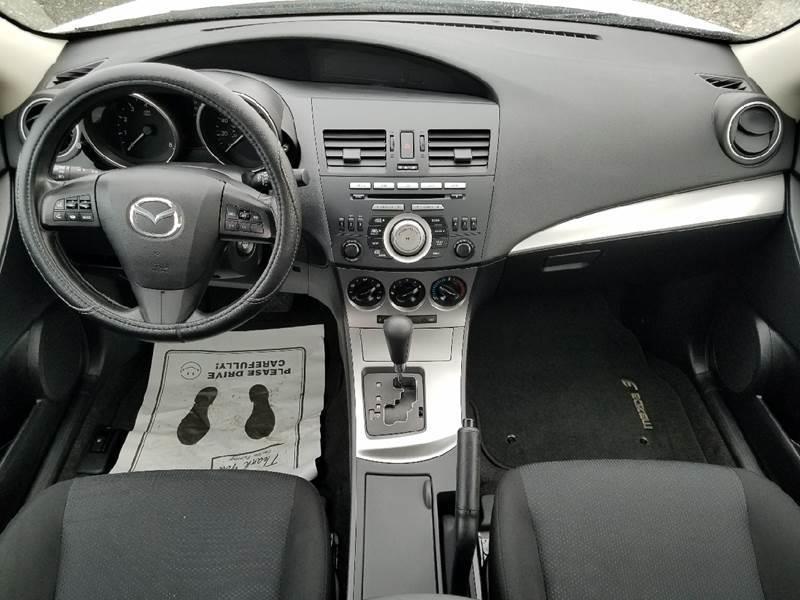 Mazda MAZDA3 2011 price $7,197