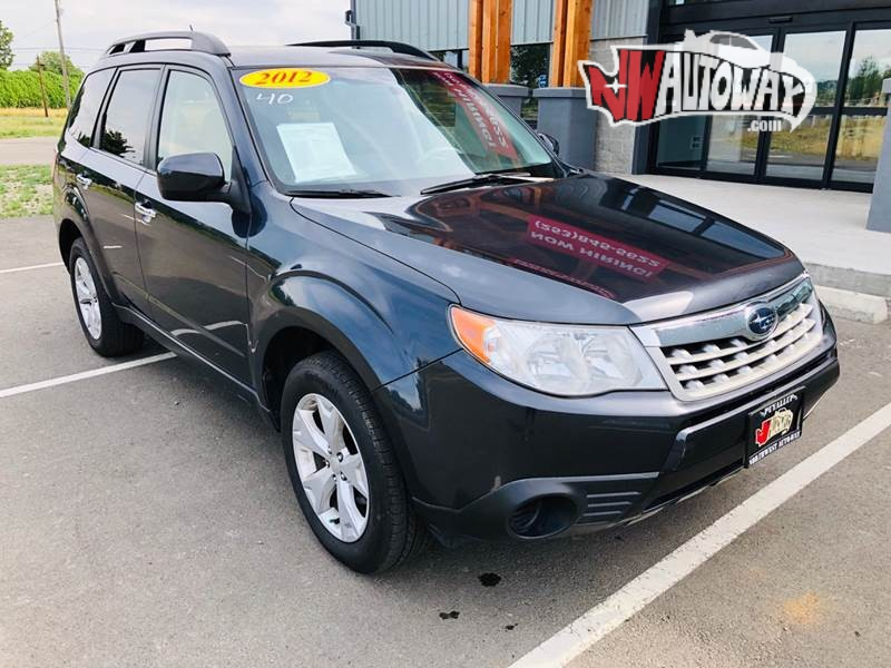 Subaru Forester 2012 price $11,491