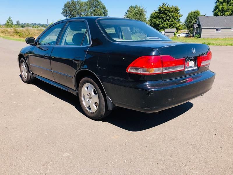 Honda Accord Sdn 2001 price $1,885