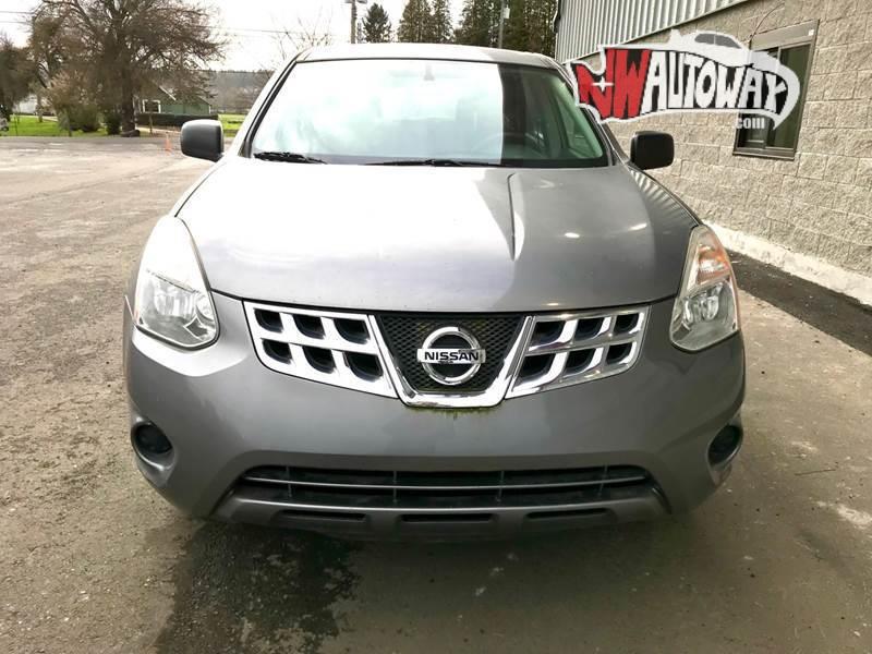 Nissan Rogue 2013 price $8,888
