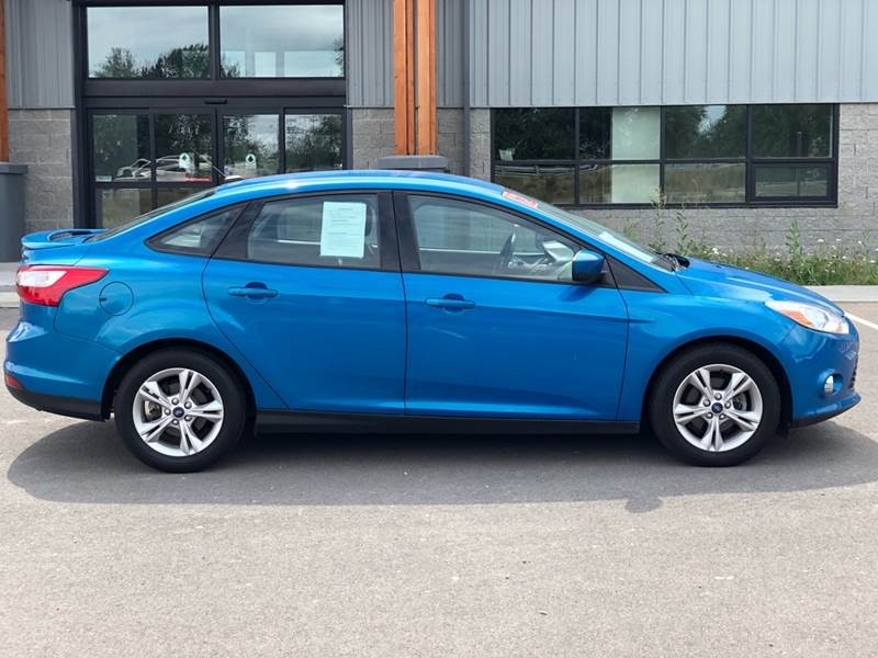 Ford Focus 2012 price $7,962