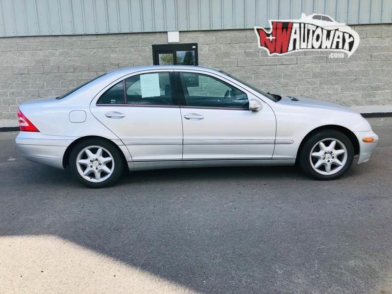 Mercedes-Benz C-Class 2003 price $2,999